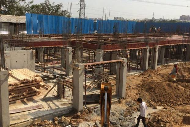Casagrand Royce Construction Status
