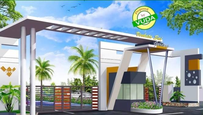 V S Homes And Resorts Venkata Sai Gardens Phase 3 Elevation