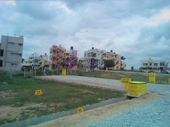 Swagruha Sri Balaji Enclave Elevation