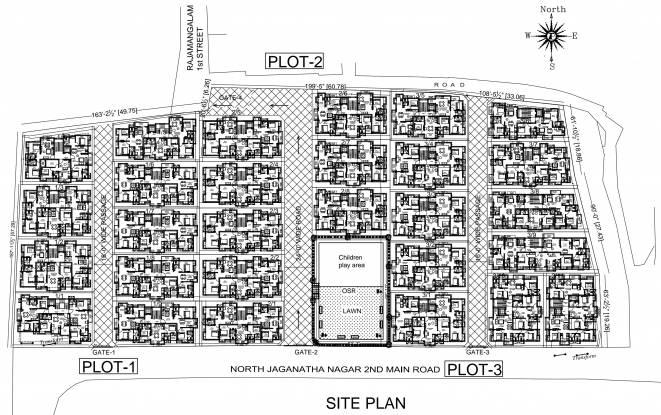 Jain Abhineet Site Plan