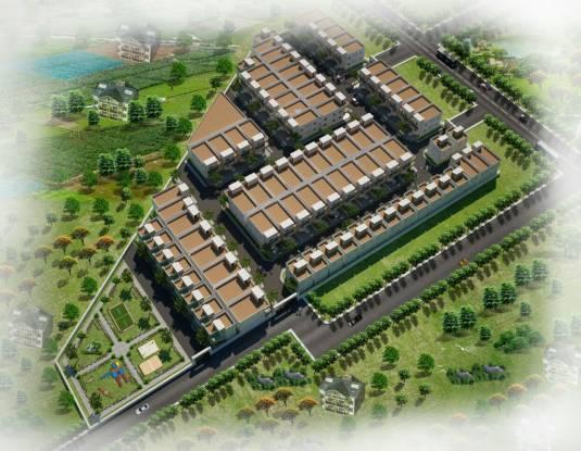 Amazze Greenpark Site Plan
