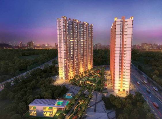 Ruparel Optima Ph 1 Elevation