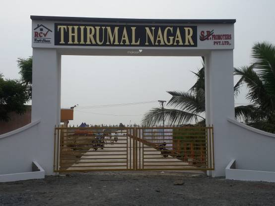 Vishwak Thirumal Nagar Elevation