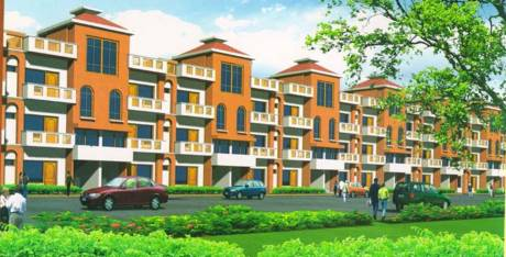 Ganpati Executive Floors Elevation