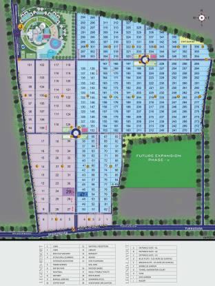 Dream Resort Layout Plan