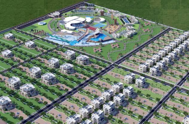 Dream Resort Site Plan