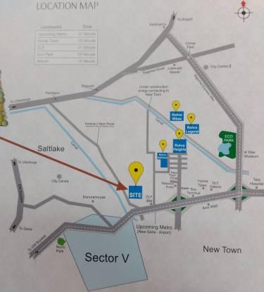 Rohra Galaxy Location Plan