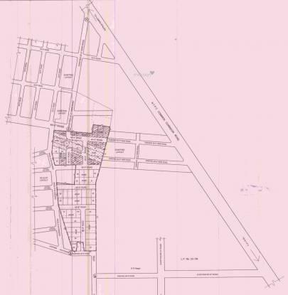 Chilukuri Chandamama Colony Layout Plan