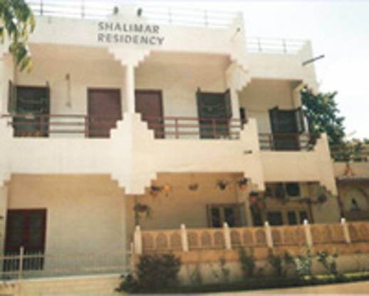Mirchandani Shalimar Residency Elevation