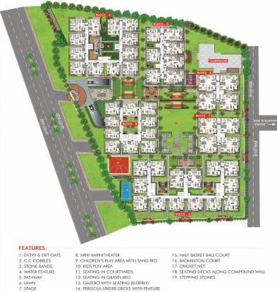 Aryamitra Bay Hills Site Plan