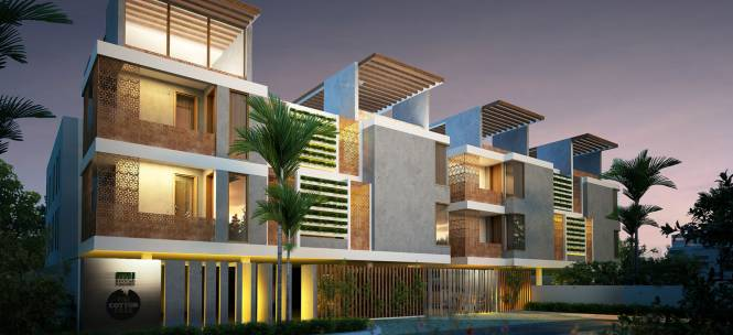 Bhoomi Cotton Tree Elevation