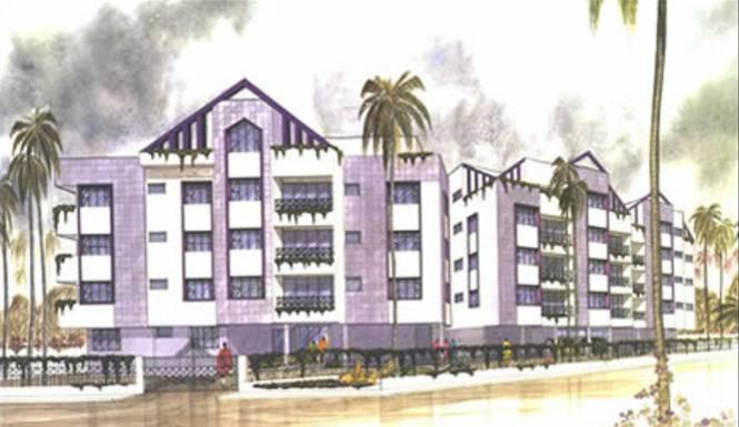 KG Dewside Manors Elevation