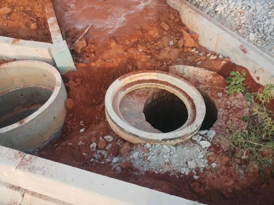 Srinivasa Green Acres Phase 2 Construction Status