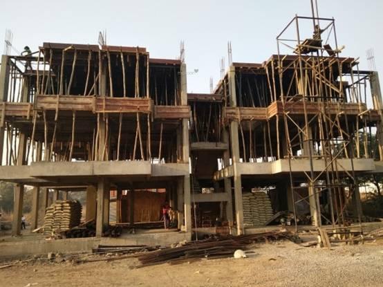 Space Sai Prasad Gardens Construction Status