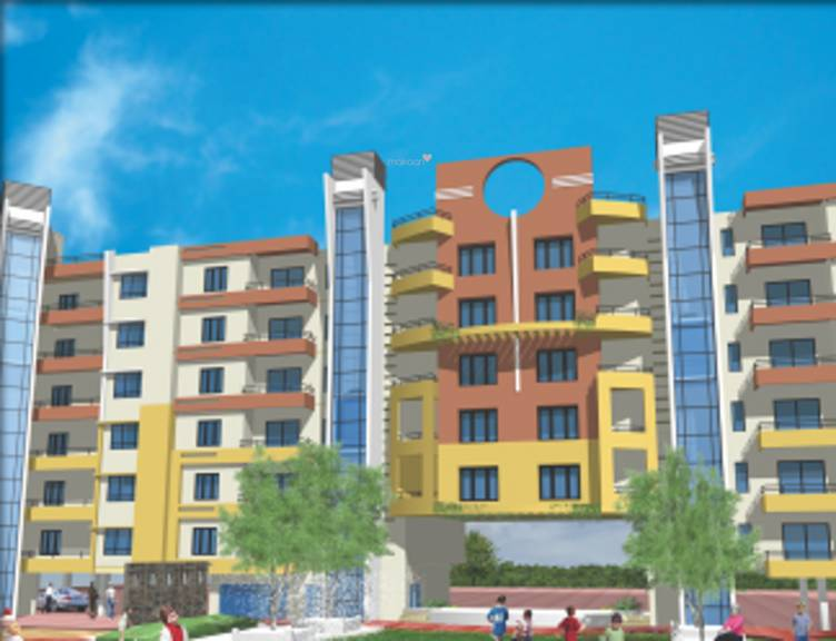 Sakar Builders Indore Elite Anmol Elevation
