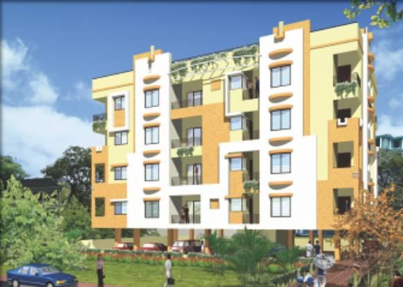 Sakar Builders Indore Elite Saket Elevation