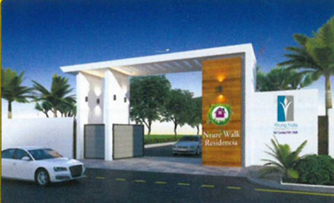 Young Nature Walk Residencia Elevation