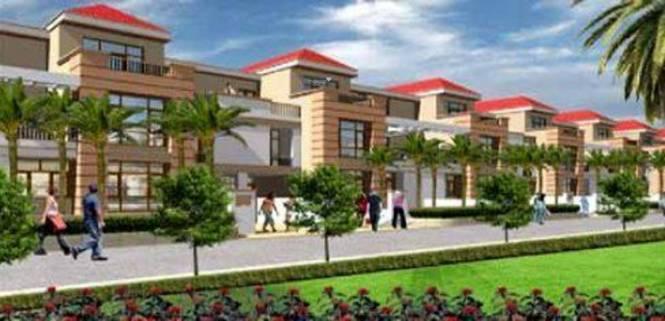 Samiah Media Village Elevation