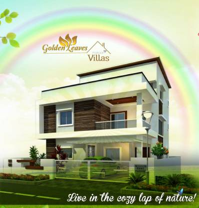Devi Constructions Hyderabad Golden Leaves Elevation