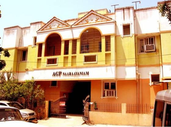 AGP Naaraayaniyam Elevation
