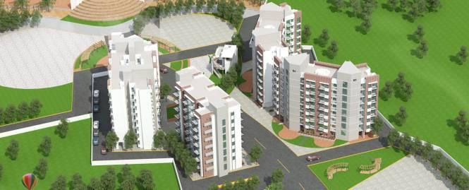 Heera Siddhi Homes LLP Commanders Heera Siddhi Homes Elevation
