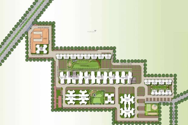 Signature Solera 2 Site Plan