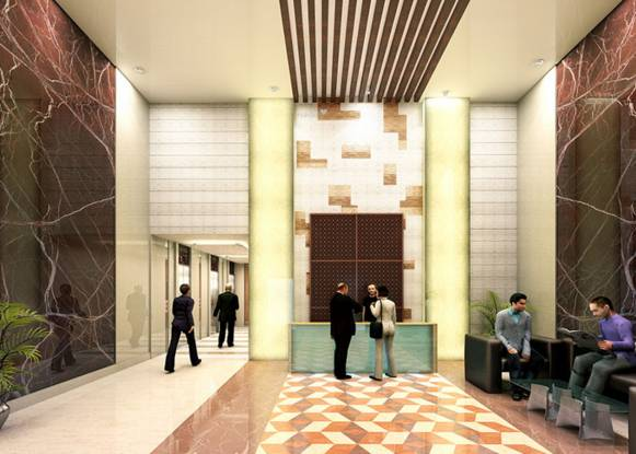 Bharat Godi Kamgar Building C3 Wing B Skyvistas Bluez Phase III Amenities