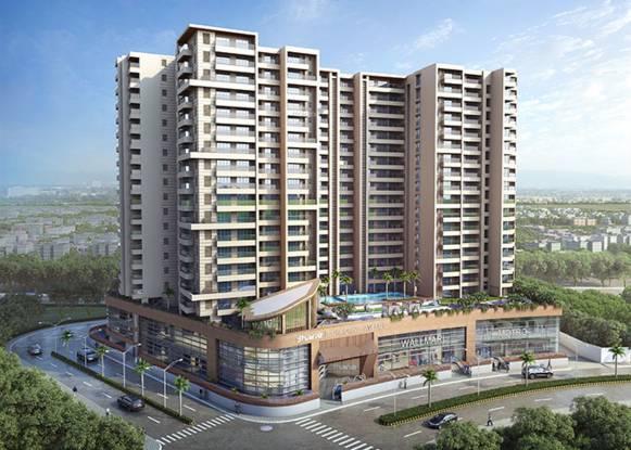 Bharat Godi Kamgar Building C3 Wing B Skyvistas Bluez Phase III Elevation