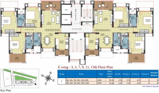 Anmol Nayantara City Two Phase 2 Cluster Plan