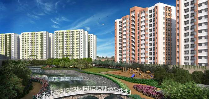 Naiknavare Dwarka Project 3 Elevation