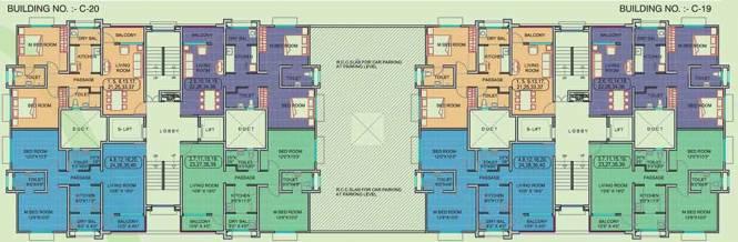 Naiknavare Dwarka Project 2 Cluster Plan