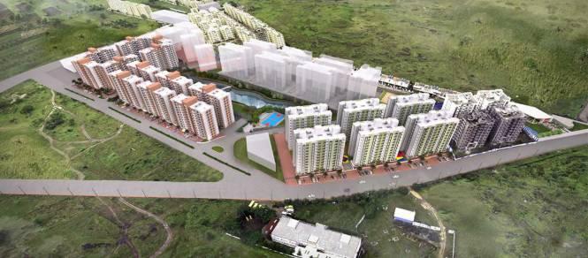 Naiknavare Dwarka Project 2 Elevation