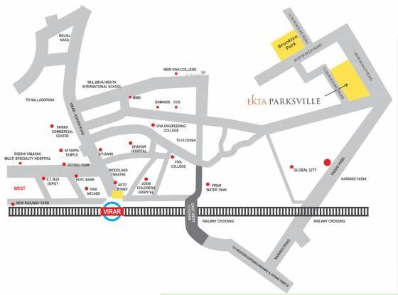 Ekta Brooklyn Park Phase II Location Plan