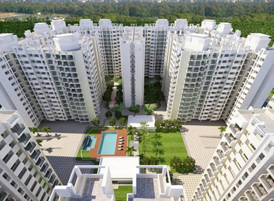 Ekta Parksville Phase I Elevation