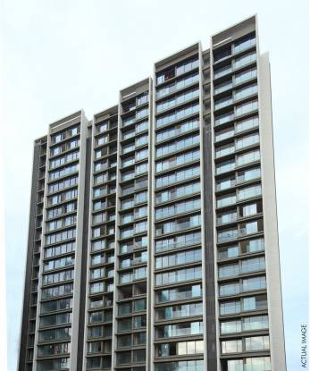 Rustomjee Paramount Wing D Elevation