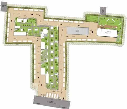 DRA 90 Degrees Site Plan