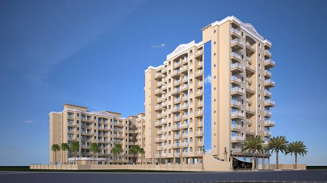 Shankheshwar Platinum Phase 1 Elevation
