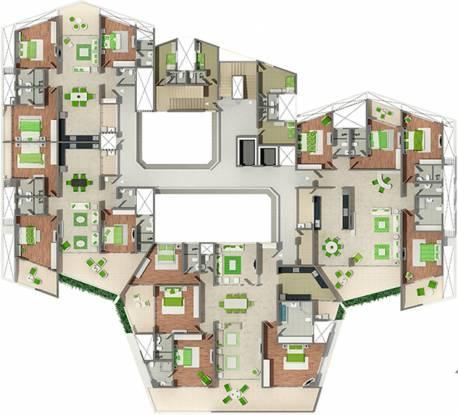 Naiknavare Eminence Project 1 Cluster Plan