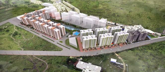 Naiknavare Dwarka Project 4 Elevation