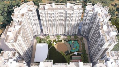 Raunak City Sector IV D2 Elevation