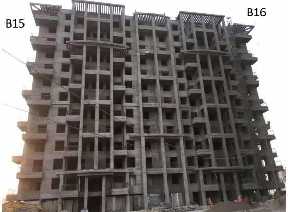 Nyati Elan West I Construction Status