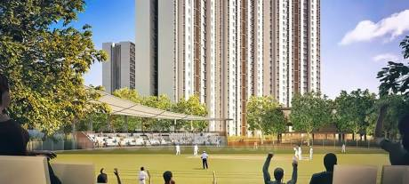 Lodha Upper Thane Greenville A To I E1 Elevation