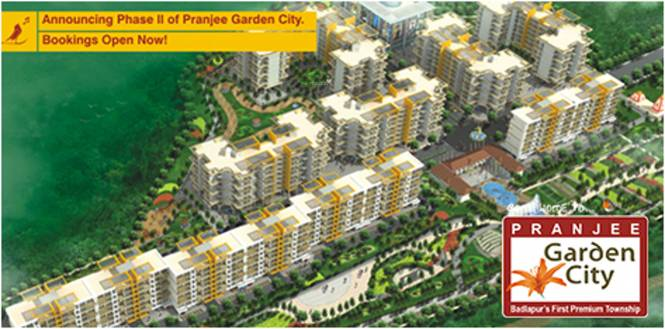 Pranjee Pranjee Garden City Phase II Elevation