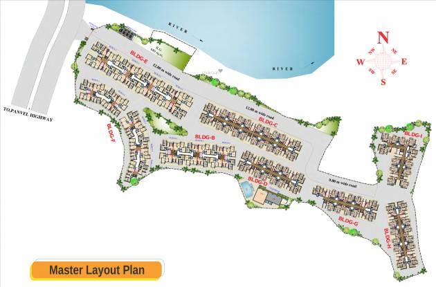 Arihant Anaika Phase I Master Plan