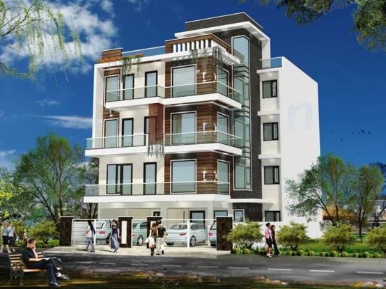 Delhi Homes Elevation