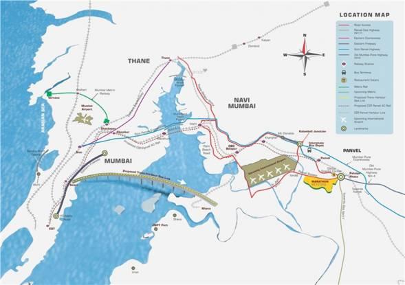 Marathon Nexazone Aura 2 Location Plan