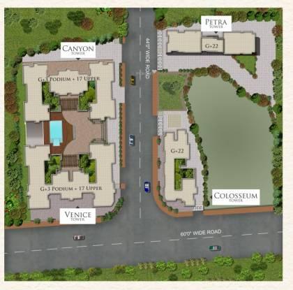 Swaroop Marvel Gold Phase 1 Site Plan