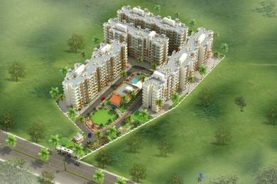 Dipti Sky City Building 1 And 3 Elevation