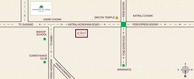 Amit Astonia Classic Phase II A5 Building Location Plan