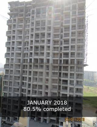 Triveni Dynamic Ultima Bliss Construction Status